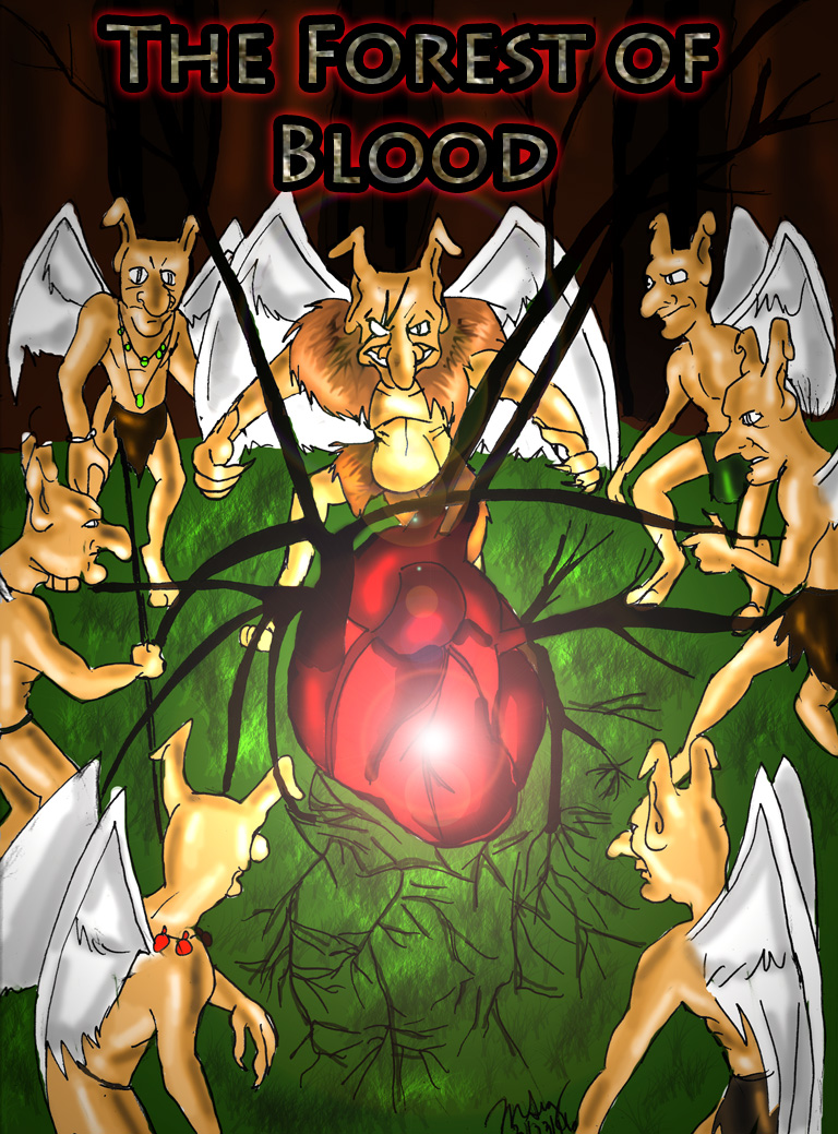 The Forest of Blood (Cover)