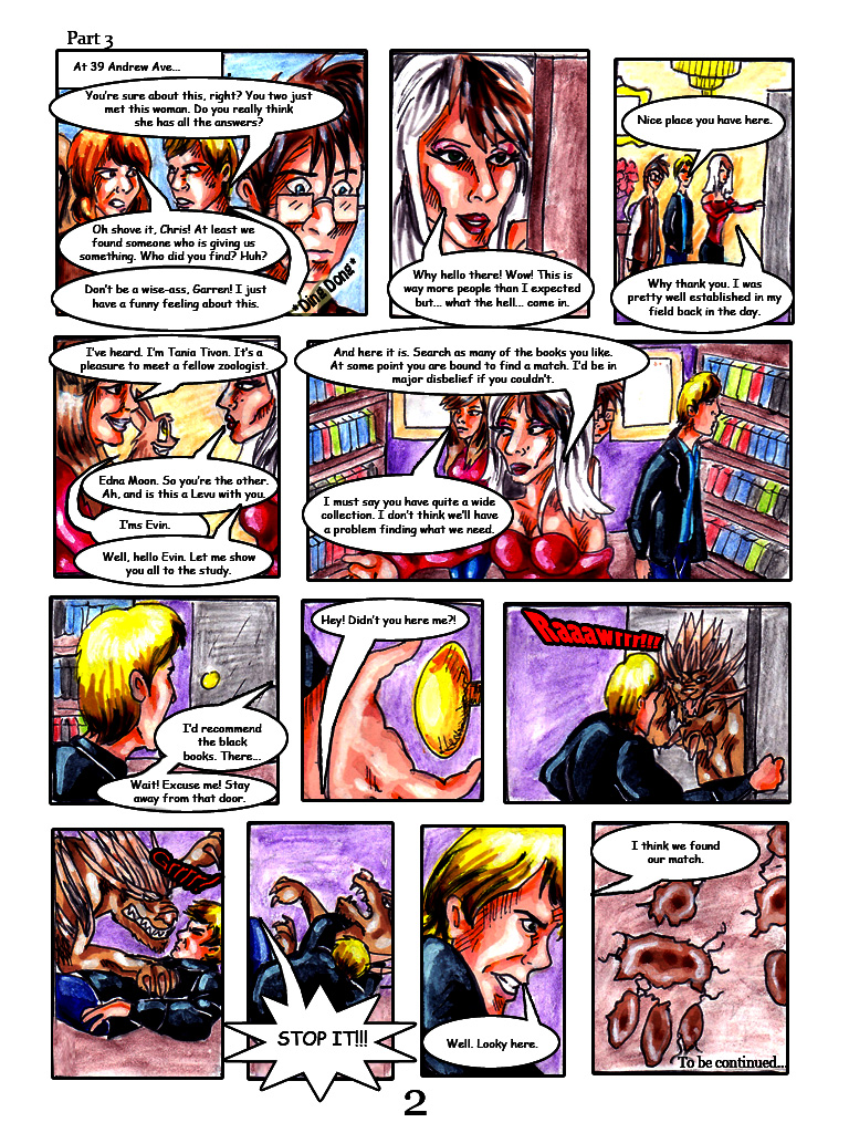 The Beast (Page 2) Part 3