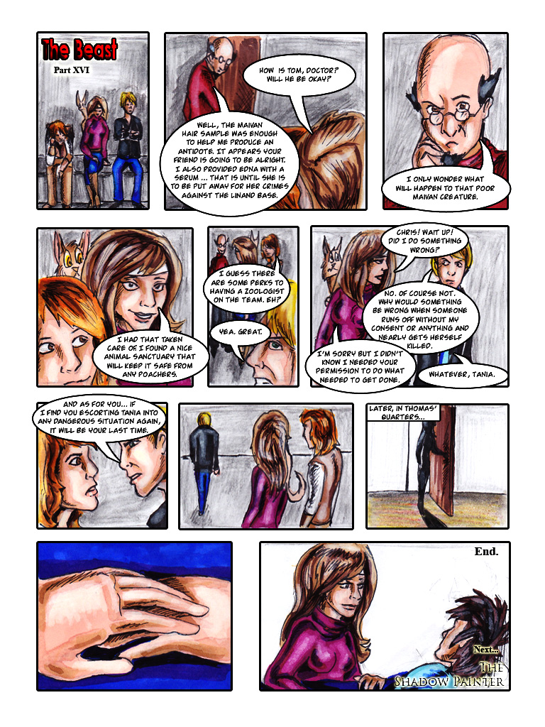 The Beast:Part 16